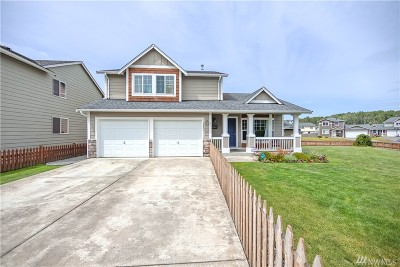 Birch Bay Single Family Home Sold: 7437 Halibut Dr