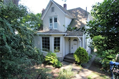 Single Family Home Sold: 3019 31st Ave W W