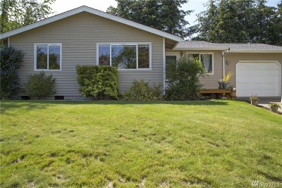 Ferndale Single Family Home Sold: 6101 Shelby Ct