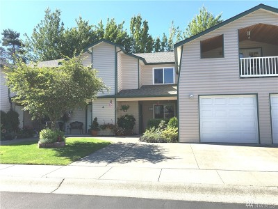 Sedro Woolley Condo/Townhouse Sold: 707 Cascade Palms Court