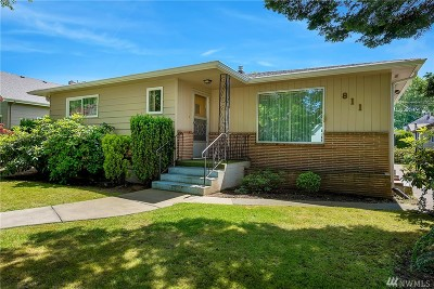 Lynden Single Family Home Sold: 811 Grover St