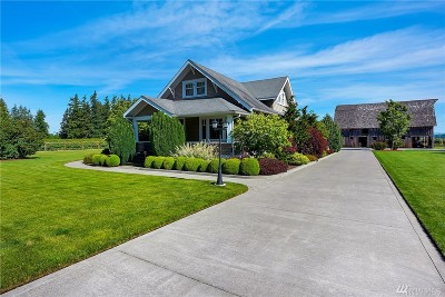 Whatcom County Single Family Home Sold: 2212 Birch Bay Lynden Rd