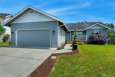Sumas Single Family Home Sold: 206 Lincoln Cir