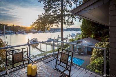 Gig Harbor Single Family Home For Sale: 7804 Goodman Dr NW
