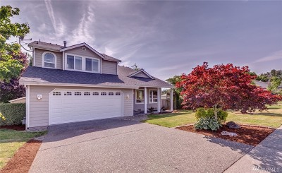 Ferndale Single Family Home Sold: 6172 Grouse Cir
