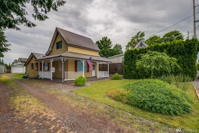 Lynden Single Family Home Sold: 114 S 1st St