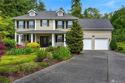 Bellingham Single Family Home Sold: 3140 Tanglewood Lane