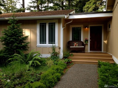 Bellingham Single Family Home Sold: 645 Hunters Pointe Dr