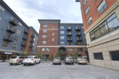 Condo/Townhouse Sold: 960 Harris Ave #307