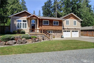 Single Family Home Sold: 11105 236th Place SW