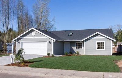 Blaine Single Family Home Sold: 8367 Goldenbrook Wy