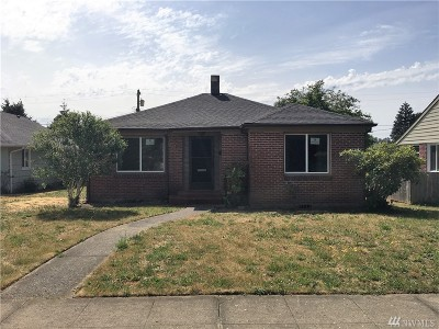 Single Family Home Sold: 807 J St