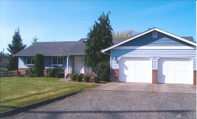 Lynden Single Family Home Sold: 7511 Hannegan Rd