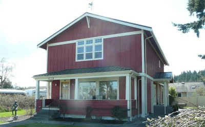 Anacortes Single Family Home Sold: 2401 13th St