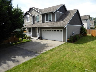 Skagit County Single Family Home Sold: 442 Klinger St