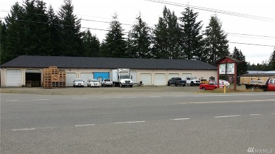 Shelton WA Commercial For Sale: $479,900