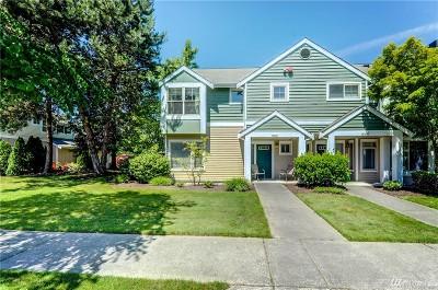 Condo/Townhouse Sold: 15818 NE 90th Wy #901