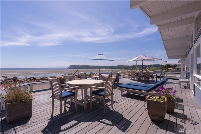 Clinton Single Family Home Sold: 2436 Sunlight Beach Rd