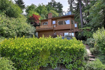 Steilacoom Single Family Home For Sale: 2410 Western Rd