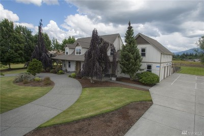 Skagit County Single Family Home Sold: 3620 Carol Place