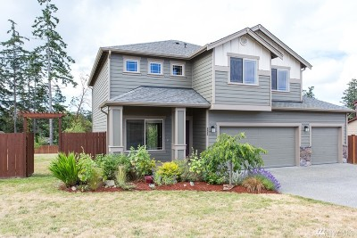 Oak Harbor Single Family Home Sold: 922 Cove View Cir