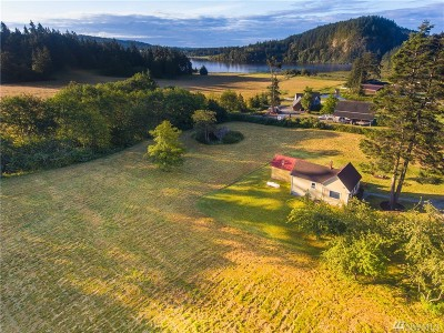 Anacortes Single Family Home Sold: 13779 Donnell Rd