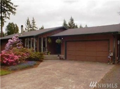 Shelton Single Family Home Sold: 70 E Springwood Lane