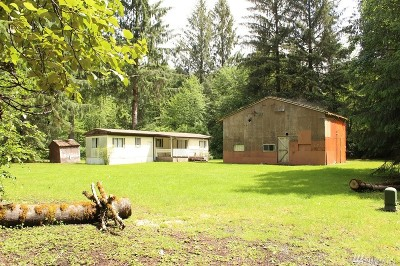 Forks Single Family Home For Sale: 452 Kallman Rd