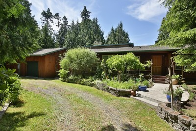 Langley Single Family Home Sold: 3608 East Harbor Rd