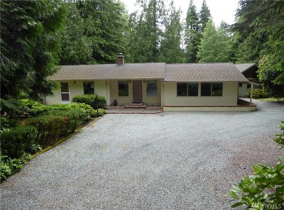 Sedro Woolley Single Family Home Sold: 23942 Thornwood Place
