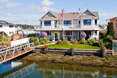 Ferndale Single Family Home Sold: 4145 Saltspring Dr