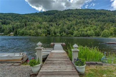 Sedro Woolley Single Family Home Sold: 339 Lakeside Dr