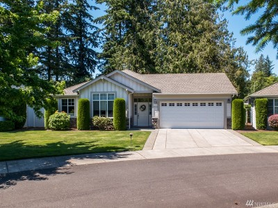 Lynden Condo/Townhouse Sold: 133 Creekview Crest