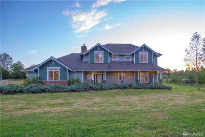 Blaine Single Family Home Sold: 2456 H Street Rd