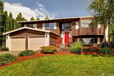 Bothell WA Single Family Home Sold: $495,000