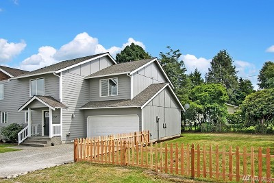 Sedro Woolley Condo/Townhouse Sold: 425 Rowland Rd #B