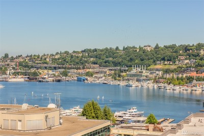 Condo/Townhouse Sold: 900 Aurora Ave N #604