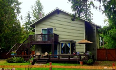 Shelton WA Single Family Home Sold: $224,900