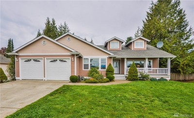 Lynden Single Family Home Sold: 8525 Vinup Rd