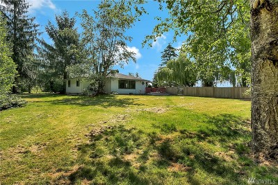 Blaine Single Family Home Sold: 9288 Sunrise Rd