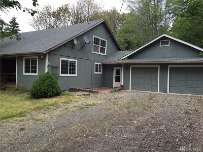 Shelton Single Family Home Sold: 111 E Agate Rd