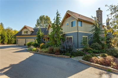 Lynden Single Family Home Sold: 639 E Hemmi Rd