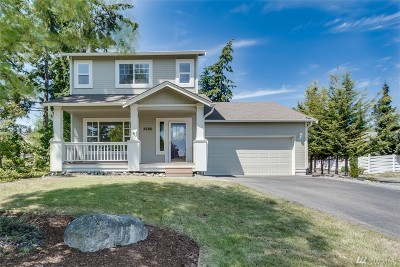 Anacortes WA Single Family Home Sold: $372,000