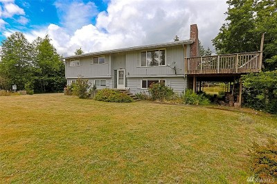 Shelton Single Family Home Sold: 8870 W Shelton Matlock Rd