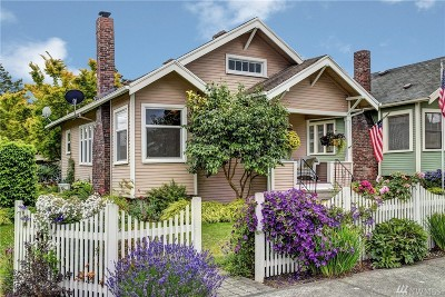 Single Family Home Sold: 3008 Victor Place