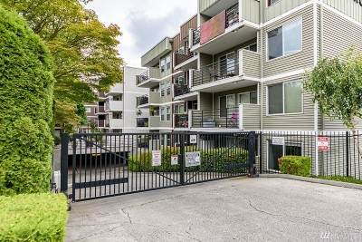 Seattle Condo/Townhouse Sold: 1311 12th Ave S #D103