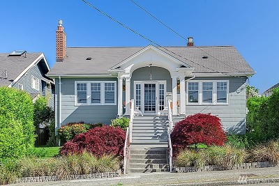 Single Family Home Sold: 3438 NW 64th St