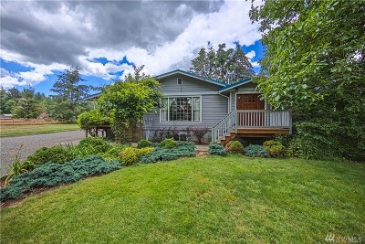 Ferndale Single Family Home Sold: 7635 Woodland Rd