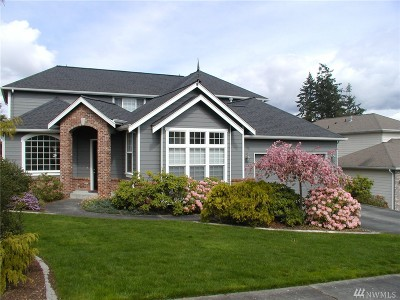 Skagit County Single Family Home Sold: 2308 24th St