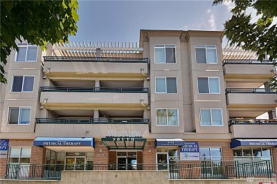 Condo/Townhouse Sold: 8750 Greenwood Ave N #S208